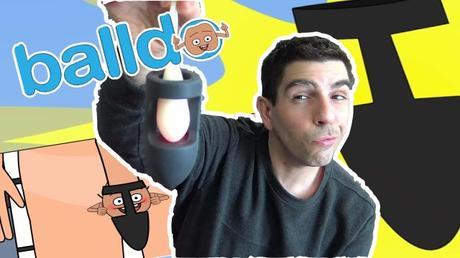 BALLDO : Un sextoys pour insérer tes testicules dans ta/ton partenaire !#INSOLITE #BALLDO : Un...