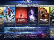Marvel's Avengers pièce rouge Black Widow nous donne informations date sortie