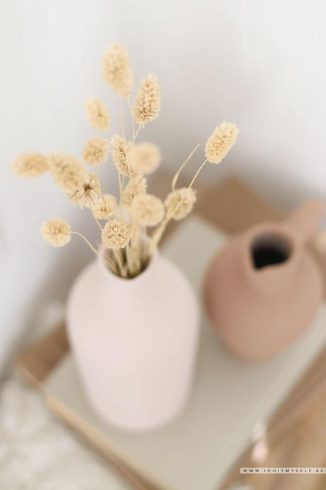 DIY : Vases terracotta (baking powder)