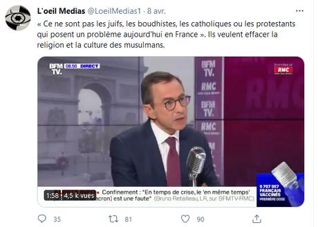 Incendie d'une mosquée à Nantes : encore un coup monté des islamo-gauchistes ?