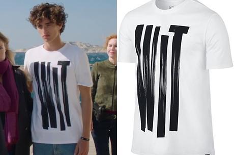 Léo Matteï, Brigade des mineurs : le t-shirt Wit Ness d'Antoine dans l'épisode 30