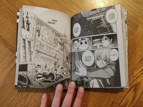 ALMA, découverte du manga SF post-apocalyptique de Shinji Mito