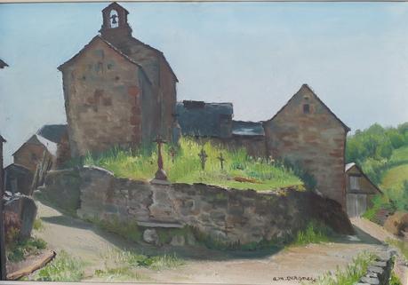 Andre Marie Vergnes Chapelle Saint Clement du Pas