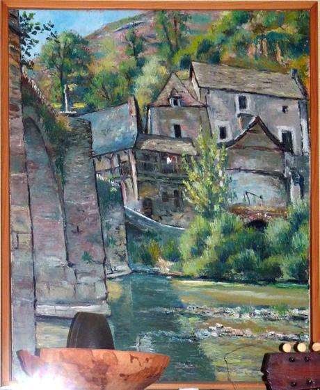 Andre Marie Vergnes Belcastel Pont