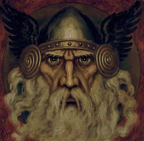 1927 Kalmakoff Vice Dieu Odin