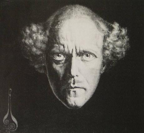 1924 Kalmakoff Autoportrait