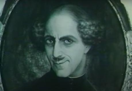 1929 Kalmakoff Autoportrait