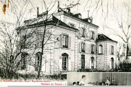 Chelles Ancien hospice russe 8 rue du gendarme Castermant