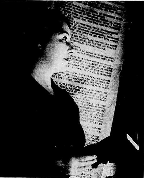 Marguerite Constantin Le bien public, 1 fevrier 1974