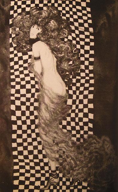 1908 Costume pour Salome