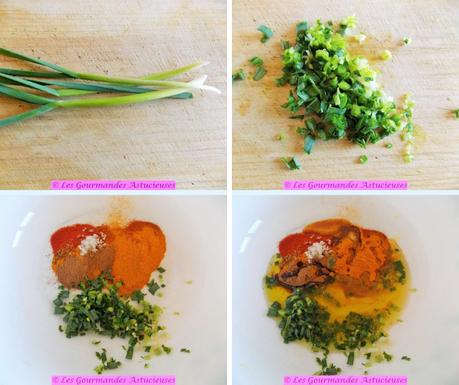 Chou mariné aux épices (Vegan)