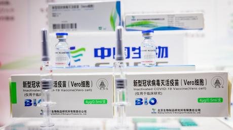 Covid-19 : Le Cameroun entame sa campagne de vaccination avec les vaccins Sinopharm