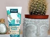 Goodbye Stress avec crème pour mains chez KNEIPP?