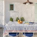 ARCHITECTURE : Sophistication vintage à Mykonos