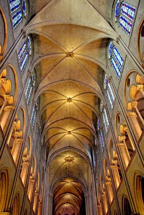 Voûtes de Notre-Dame © French Moments