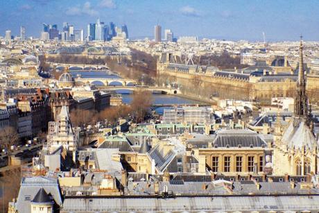 La vue de la tour sud de Notre-Dame de Paris © French Moments