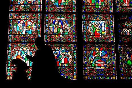 Chapelle dans le déambulatoire © French Moments