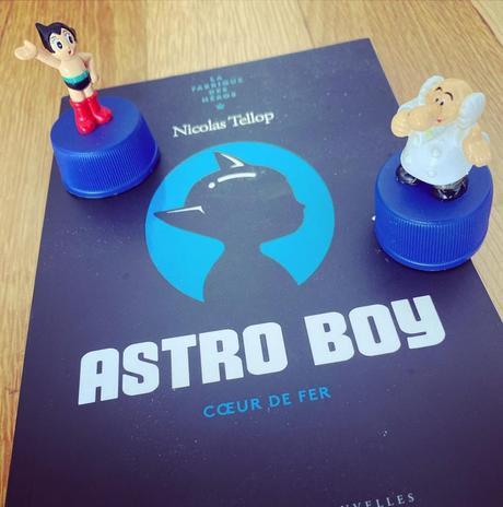 """LECTURE : """"Astro boy, coeur de fer"""", par Nicolas Tellop"""