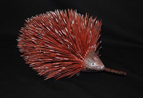 Les échidnés dans l'art aborigène