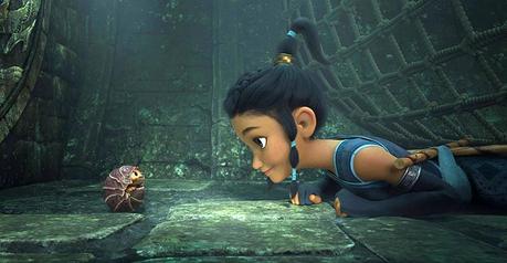 Raya et le Dernier Dragon (2021) de Don Hall et Carlos Lopez Estrada