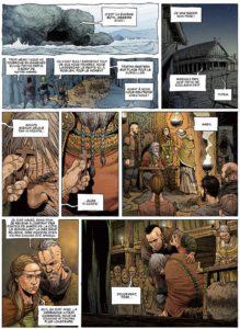 JYLLAND T1 : Magnulv Le Bon (De Roover, Klosin) – Editions Anspach – 14€