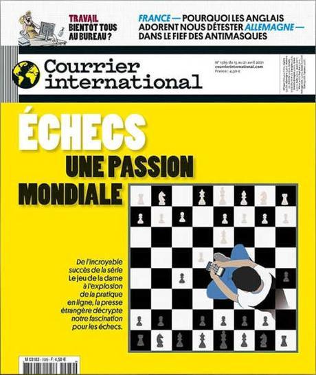 Échecs : une passion mondiale selon courrier international