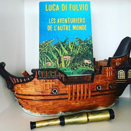 [SP]J'ai lu: Les aventuriers de l'Autre Monde de Luca Di Fulvio
