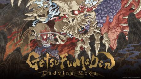 #GAMING - #KONAMI annonce GetsuFumaDen Undying Moon disponible en Early Access sur Steam® dès le 13 mai !