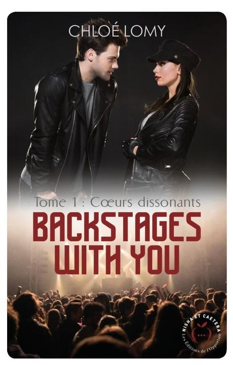 Backstages with you – Cœurs dissonants (tome 1)