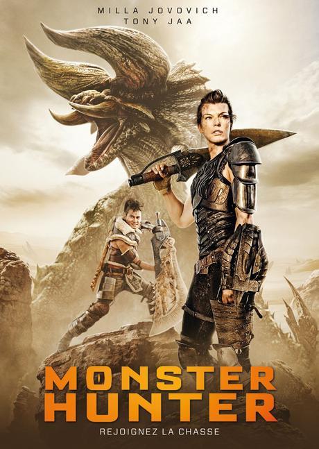 Monster Hunter (2021) de Paul W.S. Anderson