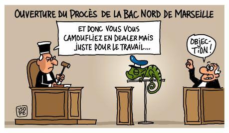 Ouverture du procès de la Bac nord de Marseille