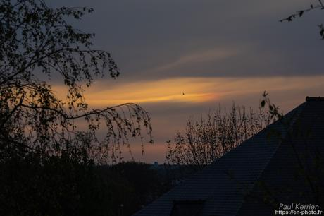 #Odet marée haute, fin de nuit, aube à #Gouesnach #Bretagne #Finistère