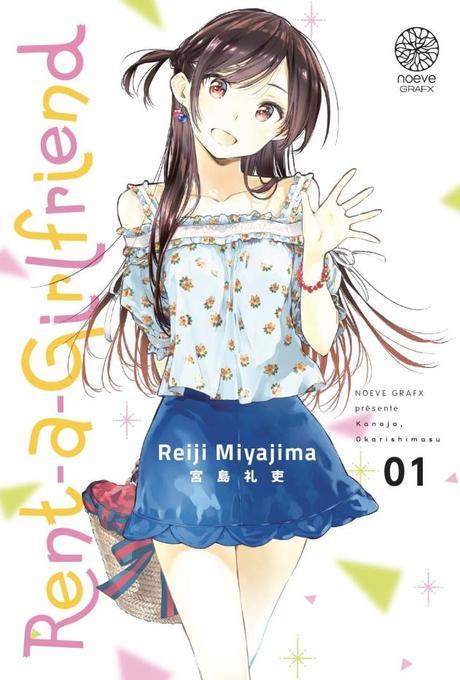 Rent-a-Girlfriend T01 de Reiji Miyajima