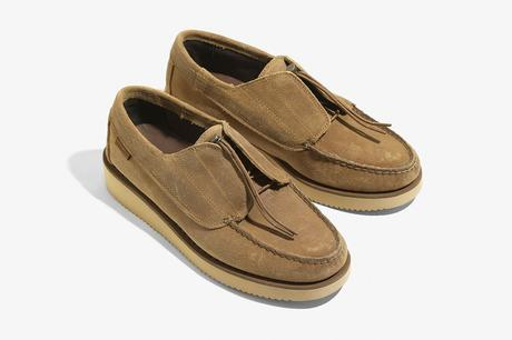 SEBAGO FOR ENGINEERED GARMENTS – S/S 2021 FOOTWEAR COLLECTION