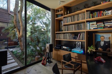 Résidence californienne entre art et nature