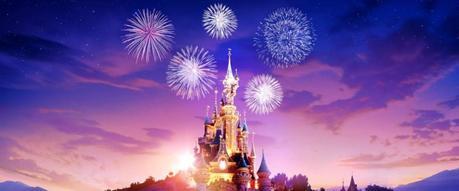 Soirée Nouvel An Disneyland Paris