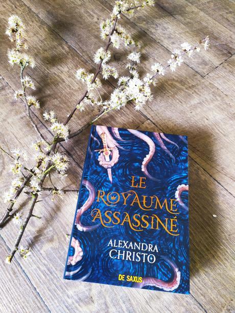 Le royaume assassiné d'Alexandra Christo