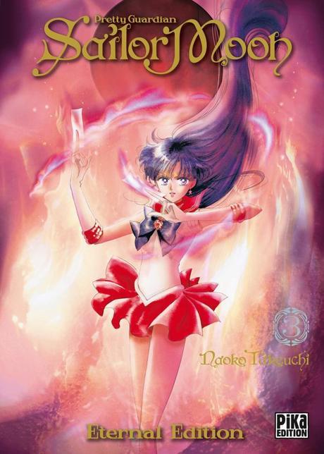 Sailor Moon Eternal Edition T03 de Naoko Takeuchi
