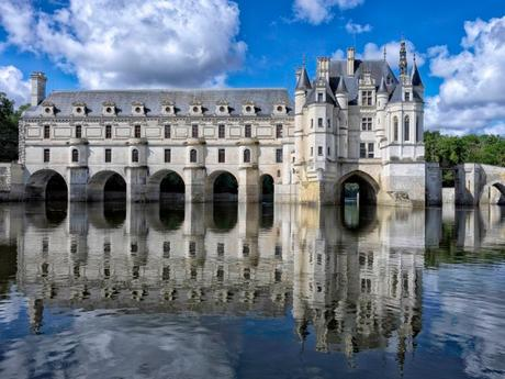 Château de Chenonceau © Yvan Lastes - licence [CC BY-SA 3.0] from Wikimedia Commons