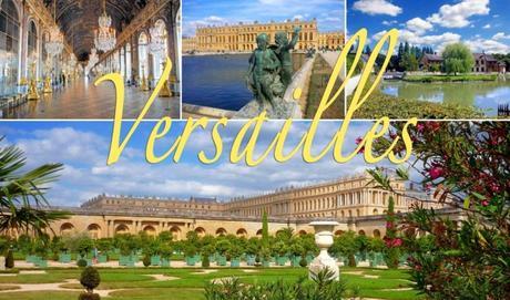 Elizabeth II en France - Versailles © French Moments