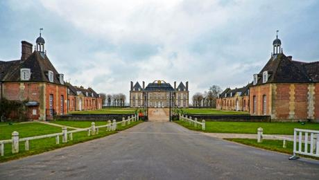Haras du Pin © Selbymay - licence [CC BY-SA 4.0] from Wikimedia Commons