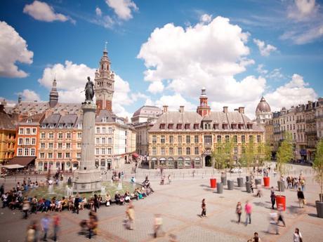 La Grand Place de Lille © Laurent Ghesquière