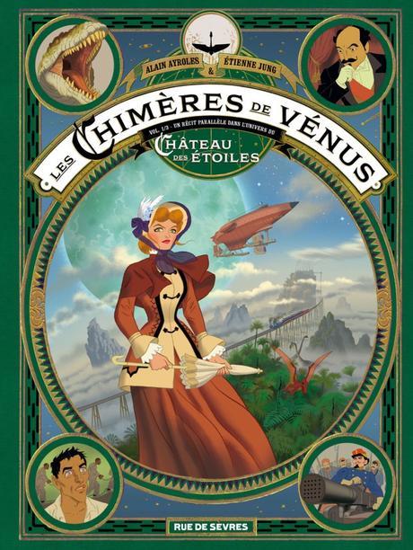 Un étonnant voyage sur Vénus, inspiré par Zola et Jules Verne