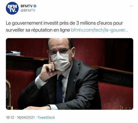 Pas besoin de dépenser 3 millions d'euros d'argent public...