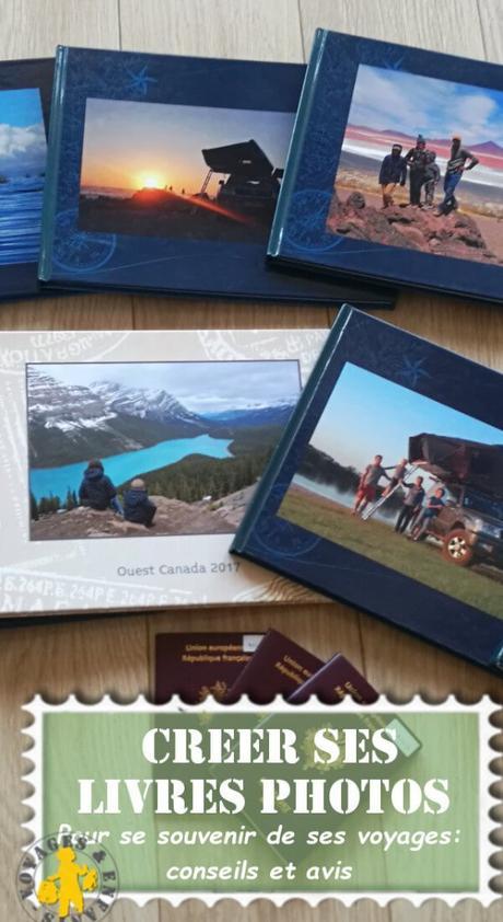 Le livre photo pour se souvenir de ses vacances