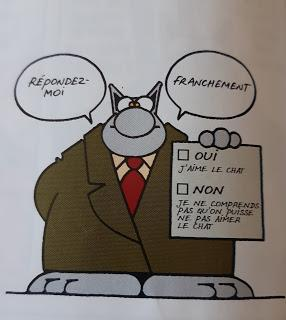 BD : Entrechats - Philippe Geluck **