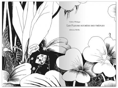 Les fleurs sucrées des trèfles, Cédric Philippe