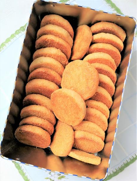 Macarons d'Amiens (nouvelle version)
