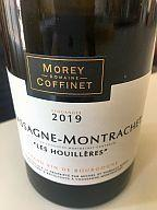 WE Raclette : Chassagne Morey Coffinet 19, Saint-Chinian Canet Valette 2001, Volnay Rebourgeon Caillerets 19, Chablis Droin Vaucoupin 19, Muscat Ginglinger