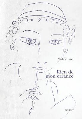 Rien de mon errance - Recension par Élise Lepage